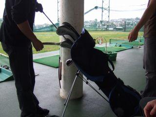 久々ゴルフ