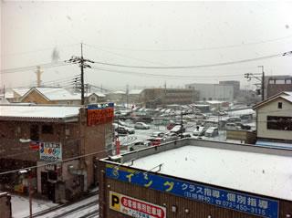 ツーリング記録追加/2月14日の大雪
