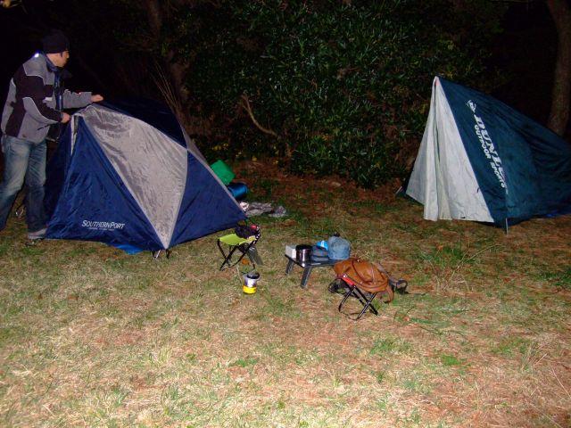 晩秋の南紀キャンプツーリング 潮岬キャンプ場で一泊