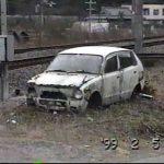 滝畑山中~加太淡島神社(1999/2/5 曇り)