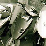 スーパーDio 初乗りツーリング(1996/5月某日)