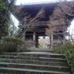 和泉西国33ヶ所霊場 第21番 松尾寺を散策する