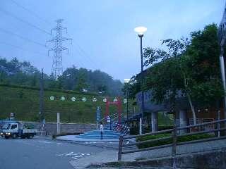 道の駅吉野路大塔で休憩。
