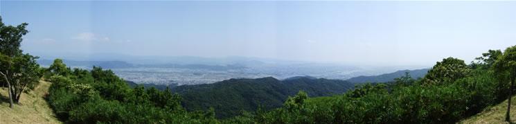 雲山峰へハイキング