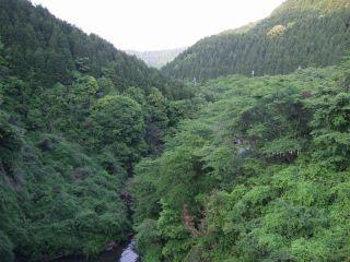 久々に鳥取ダム巡り