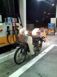 スーパーカブ70の燃費は・・・?
