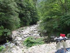 笹の滝再訪