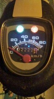 22222km!
