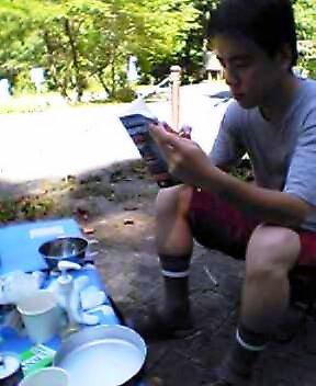 桂川キャンプ場