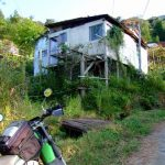 龍門山登山口の下見ついでにスーパーシェルパ&ジェベル250XCでプチツーリング