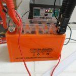 スカイウェイブのバッテリーを横置き可能なジェルタイプに交換してみる(CTX12A-BS)