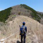 観音峰登山 その1(道の駅黒滝/観音の水/観音平展望台)