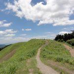 新日本百名山 岩湧山登山