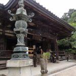 西国三十三所第四番札所 施福寺(槇尾山)に登る