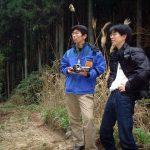 雄ノ山峠~滝畑山中の林道を散策(第2回チロリン村探索 with スーパーシェルパ&KSR-Ⅱ)